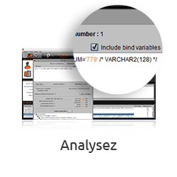 Analysez – D.SIDE software – Performance Oracle